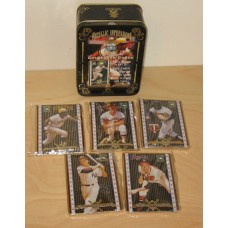 Cooperstown Collection Metal 5-Card Set Willie Stargell and Others