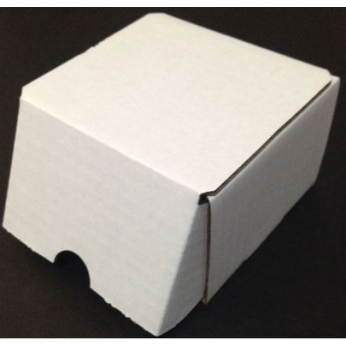 200 Count Cardboard Baseball Trading Card Storage Box