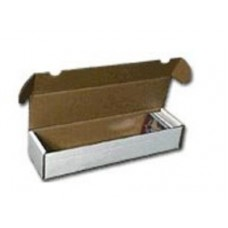 One BCW 930 Count Corrugated Cardboard Baseball Trading Card Box