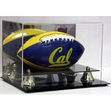 BCW # AD28 Acrylic Mini Football Display With Mirror