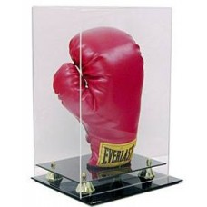 BCW Deluxe Acrylic Boxing / MMA Glove Mirror Back Display