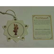 Hummel Christmas Tree Ornament #B560 Candlelight