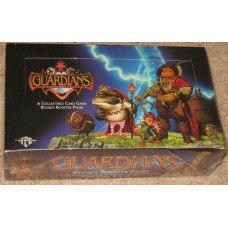 Sealed Booster Pack Box 1995 FPG Guardians Revised CCG Card Game