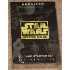 Sealed Starter Deck 1995 Decipher Star Wars Premiere Limited CCG