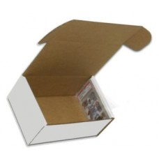 One BCW Corrugated Cardboard Graded Baseball Trading Card Box