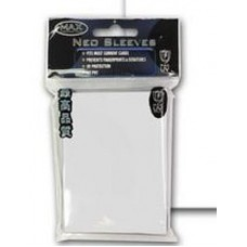 50 Max Protection Standard Game Card Deck Guards - Flat Clear