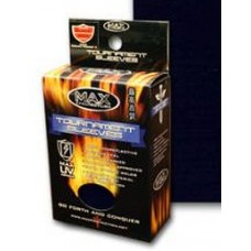 100 Max Protection Tournament Deck Guard Sleeves Navy