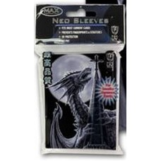 Pack of 50 Max Howl At The Moon Small Yugioh Gaming Card Sleeves