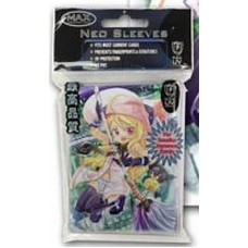 Pack of 60 Max Manga Witch 2 Small Yugioh Gaming Card Sleeves