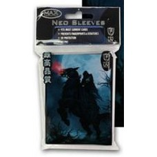 Pack / 50 Max Protection Rider Standard Size Gaming Card Sleeves