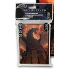50 Max Protection Standard Size Deck Guards The Destructor