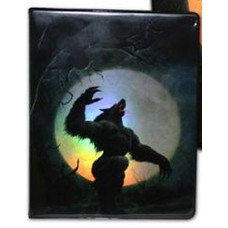 Max Protection 9-Pocket Game Card Portfolio Full Moon