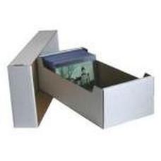 One New BCW Postcard / 4X6 Photo Cardboard Storage Box