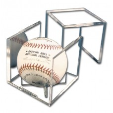 Pro-Mold 25 Year UV Protected Baseball Square w/ Stand Cube