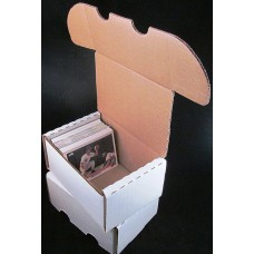 Baseball Trading Card Storage Boxes Corrugated Cardboard