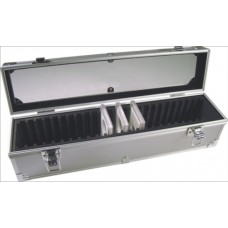 Guardhouse 25 Graded Certified Coin Slab Aluminum Storage Box