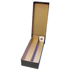 "Guardhouse 2 Row 14"" Black Cardboard 2x2 Coin Flip Storage Box"