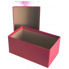 Guardhouse Small Cardboard Currency / Banknote Storage Box - Red