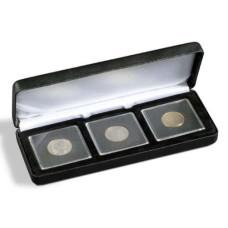 Lighthouse Nobile Q3 Quadrum Three Coin Presentation Box