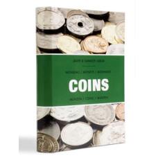 Jager and Sammler Coins Pocket Album with Sliding Inserts