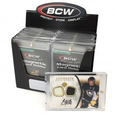 BCW 75 Point UV Protected Magnetic Baseball Trading Card Holder