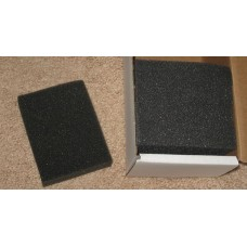 One Unit - BCW Foam Monster Pad For Baseball Trading Card Boxes