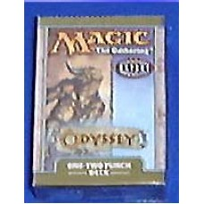 Magic The Gathering Odyssey One-Two Punch Theme Deck
