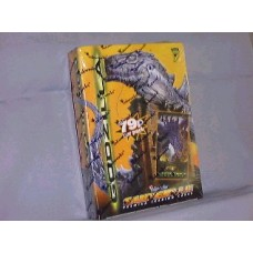 Factory Sealed 36 Pack Box 1998 Inkworks Godzilla Supervue Cards