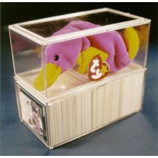 Pro-Mold PC-400 400Ct Card / Beanie Baby Box Promold PC400