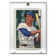 One New Pro-Mold PC51 1951-1952 Bowman Card 1-Screw Holder