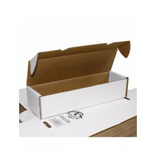Bundle of 50 BCW 1000 Count Gaming Card Corrugated Cardboard Storage Boxes