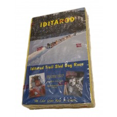Factory Sealed 36 Pack Box 1992 Iditarod Trail Sled Dog Race Trading Cards