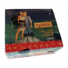 Factory Sealed Box 1995 Skybox Disney Pocahontas Movie Trading Cards