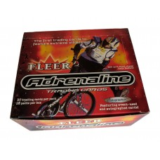 Unopened Box 2000 Fleer Adrenaline BMX Skateboard Motocross Extreme Sports Cards