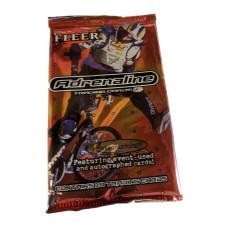 Unopened Pack 2000 Fleer Adrenaline BMX Skateboard Motocross Extreme Sport Cards