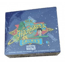 Factory Sealed Box 1994 Cardz The Hitchhiker's Guide To The Galaxy Trading Cards