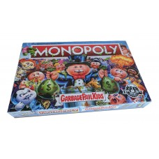 New Sealed USAopoly Garbage Pail Kids GPK Monopoly Board Game Age 8 to Adult
