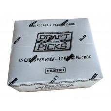 Factory Sealed 2016 Panini Prizm Collegiate Draft Picks Football Jumbo Pack Box