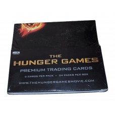 Factory Sealed Box 2012 NECA The Hunger Games Movie Premium Trading Cards