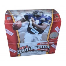 Factory Sealed Booster Box 2002 Wizards of the Coast NFL Showdown Gaming Cards