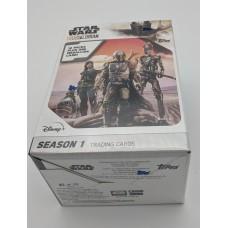2020 Topps Star Wars The Mandalorian Season 1 Factory Sealed 10 Pack Blaster Box