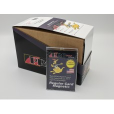 Box of 25 Pro-Mold MH35 UV Protected 35 Point Magnetic Standard Trading Card Holders