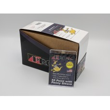 Box of 25 Pro-Mold MH55S Magnetic 55 Point Trading Card in Soft Penny Sleeve Holder