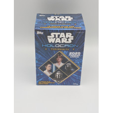 Factory Sealed 2020 Topps Star Wars Holocron Factory Sealed 10 Pack Blaster Box