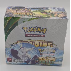 Factory Sealed 2015 Pokemon XY Roaring Skies 36 Pack Booster Box