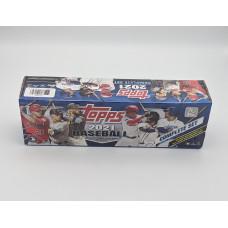 2021 Topps Major League Baseball Complete 660 Card Blue Retail Factory Set