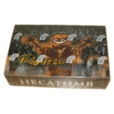 Sealed 24 Pack Booster Box 2005 WOTC Hecatomb Last Hallow's Eve CCG