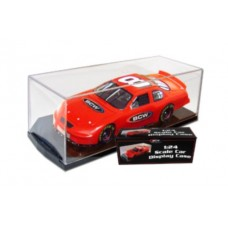BCW 1:24 Scale Race Car Display Case Racecar Holder