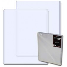 Case of 25 BCW 20 x 24 - Topload Holders toploads