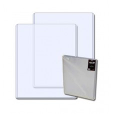 Case of 10 BCW 30 x 40 - Topload Holders toploaders